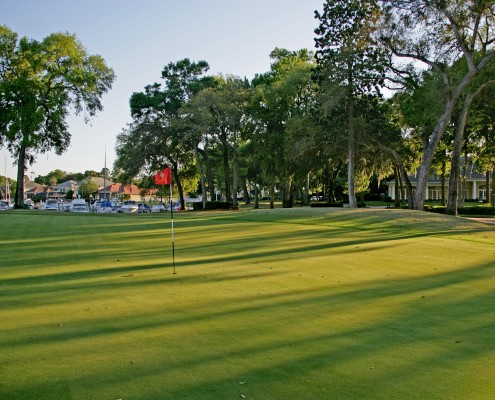 A Jacksonville Golf Course That's Unique Beyond Belief