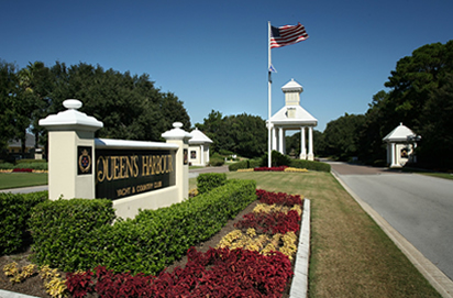 Queen's Harbour Yacht and Country Club is a gated community unlike any other in the world.