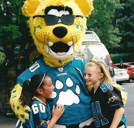 The Jaguars Club generally has 4-6 events per year